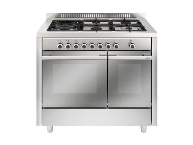 Steel cooker MF1644SI | Cooker - Glem Gas
