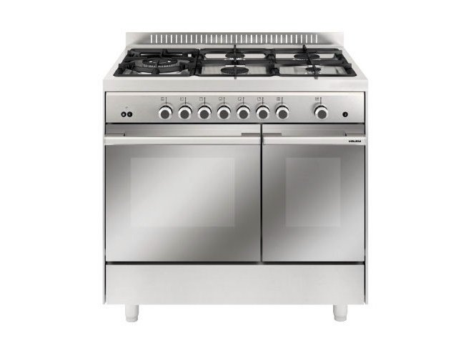 Steel cooker MF9644CI | Cooker - Glem Gas