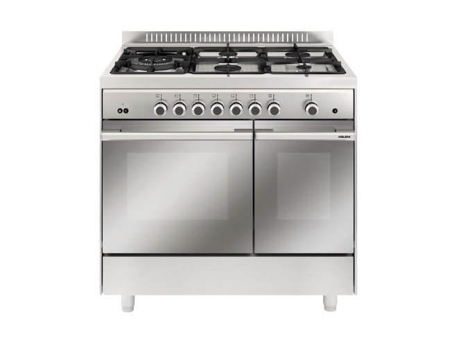 Steel cooker MF9644SI   Cooker - Glem Gas