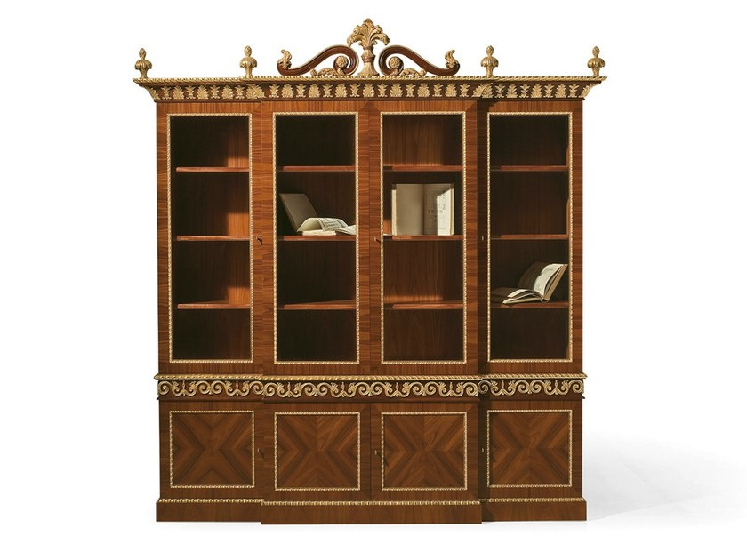 Rosewood bookcase MG 1140 by OAK