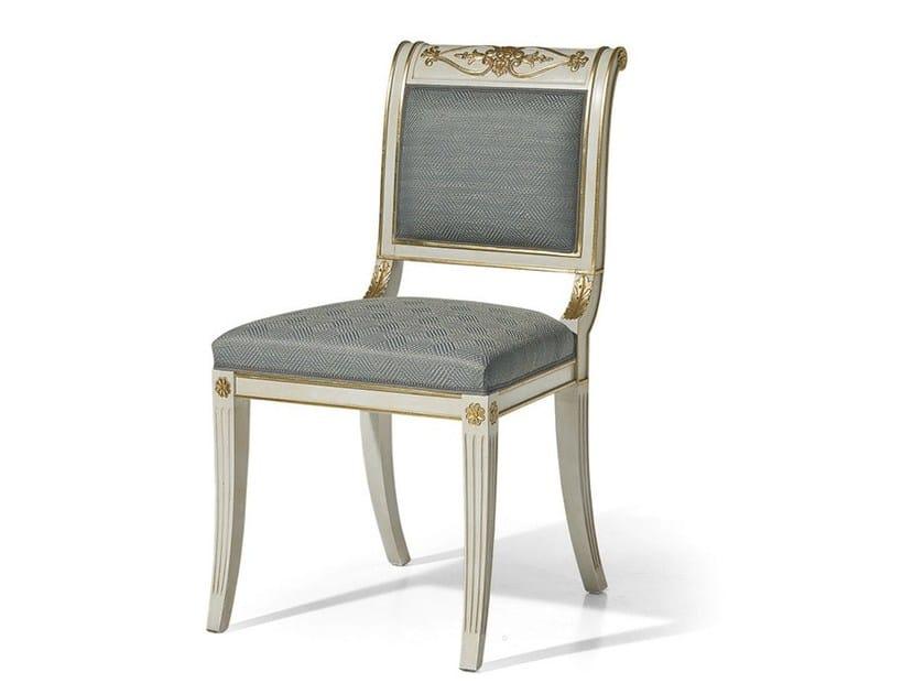 Upholstered fabric chair MG 1148 - OAK Industria Arredamenti