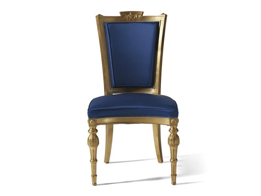 Upholstered fabric chair MG 1188 - OAK Industria Arredamenti