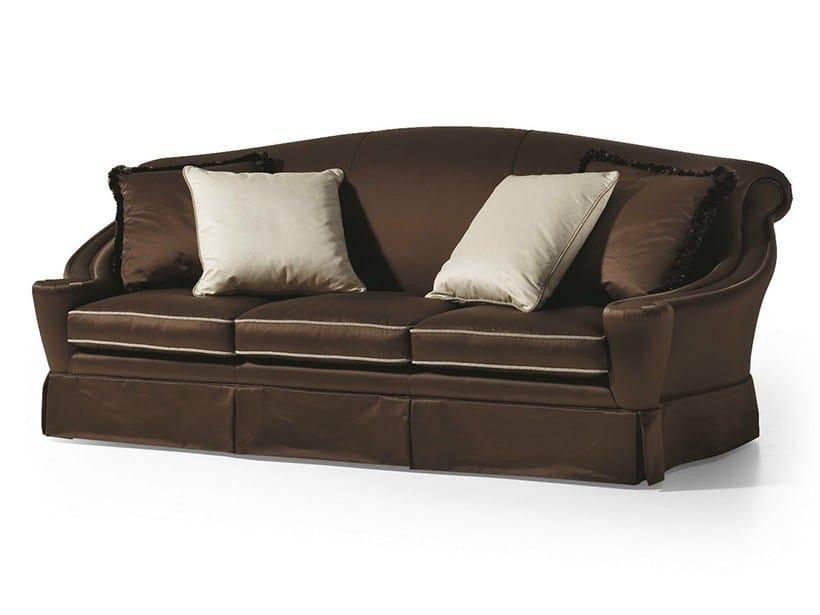 4 seater fabric sofa mg 3064 by oak industria arredamenti. Black Bedroom Furniture Sets. Home Design Ideas