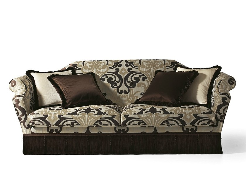 4 seater fabric sofa MG 3074/1 - OAK Industria Arredamenti
