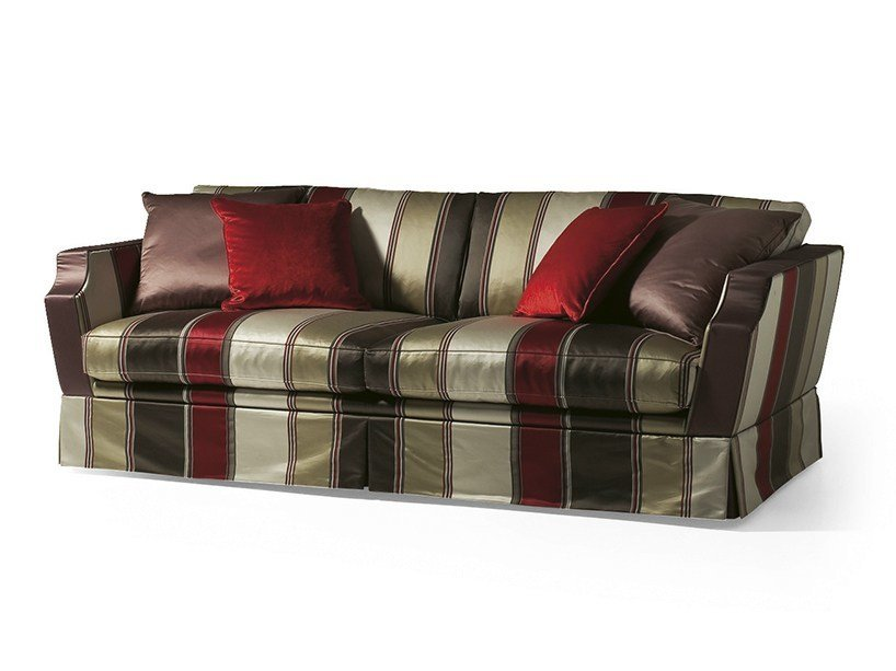 3 seater fabric sofa MG 3293 - OAK Industria Arredamenti