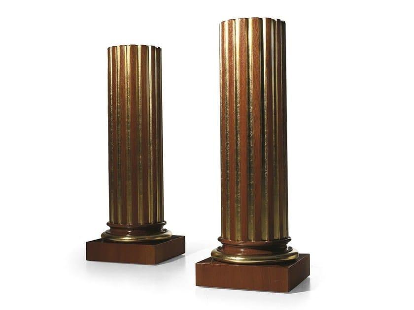 Empire style mahogany pedestal MG 4059 by OAK