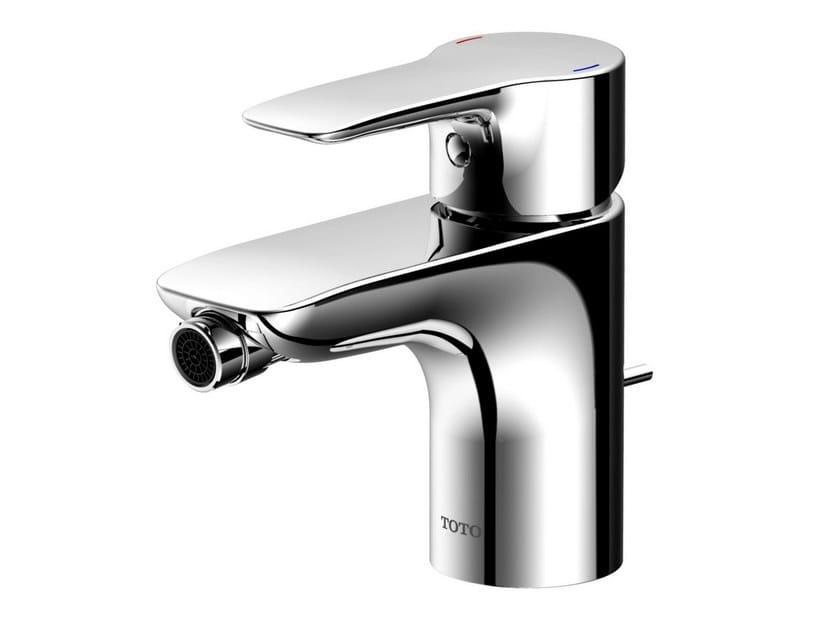 Single handle chromed brass bidet mixer MH   Single handle bidet mixer - TOTO