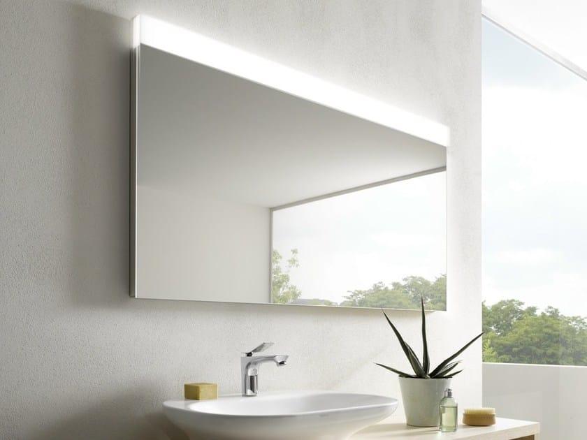 Mh miroir avec clairage int gr by toto - Eclairage mural salle de bain ...