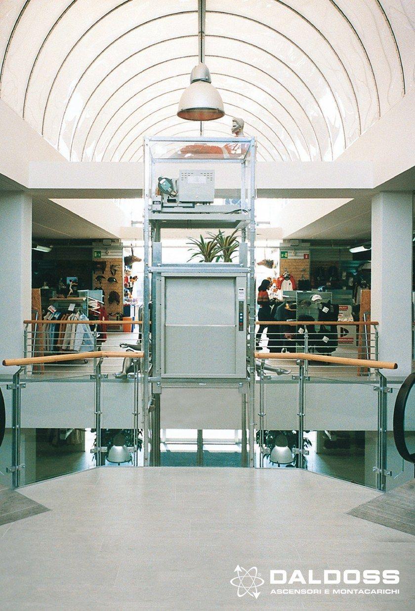 Montavivande montacarichi uso professionale e domestico for Piani di ascensore domestico