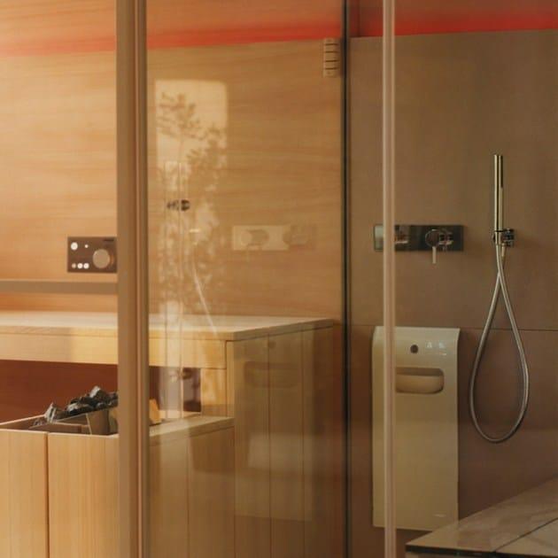 Sauna bagno turco mid by effegibi design talocci design - Bagno turco effegibi ...