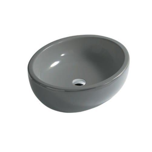 Countertop round ceramic washbasin MIDAS   Washbasin - GALASSIA