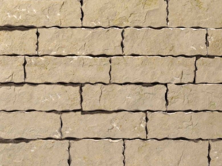Outdoor indoor natural stone wall tiles MIDOLLINO LM | Natural stone wall tiles - B&B
