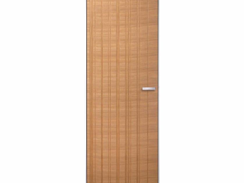 Flush-fitting wooden door MIELE EAN INNER - BARAUSSE