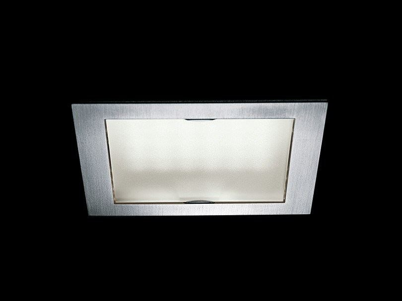 Lampada da soffitto a LED a incasso MIKE INDIA 100 by Nimbus