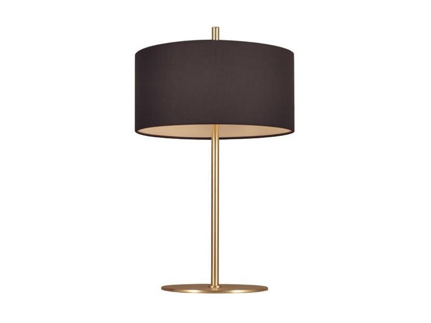 Fabric table lamp with fixed arm MILA | Table lamp with fixed arm - Aromas del Campo