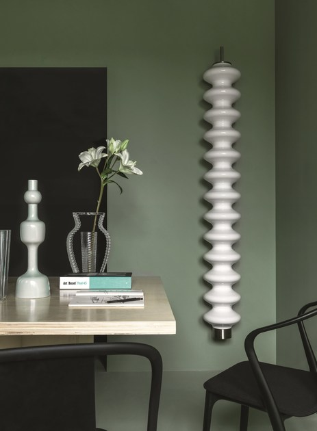 Wall-mounted decorative radiator MILANO | Wall-mounted decorative radiator - Tubes Radiatori