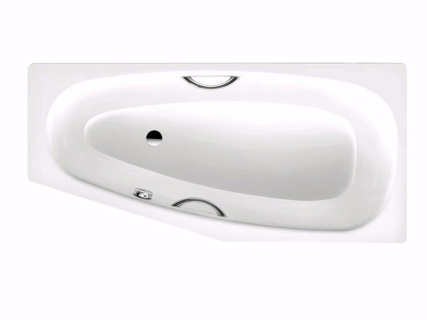 Vasca da bagno da incasso mini star sinistra by kaldewei - Kaldewei vasche da bagno ...