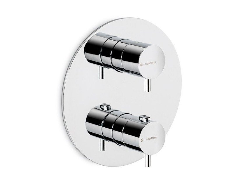 Thermostatic thermostatic shower mixer MINI-X | Thermostatic shower mixer - NEWFORM