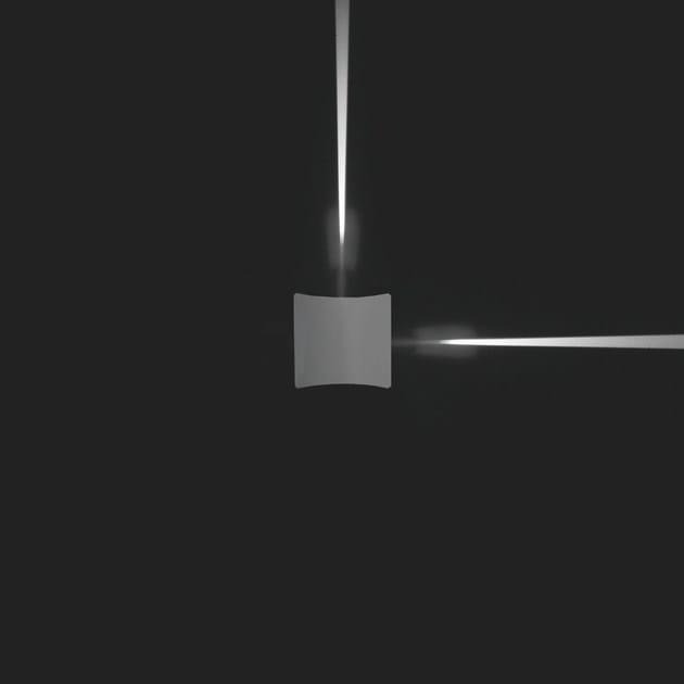 Die cast aluminium Wall Lamp MINICLASS F.6994 - Francesconi & C.