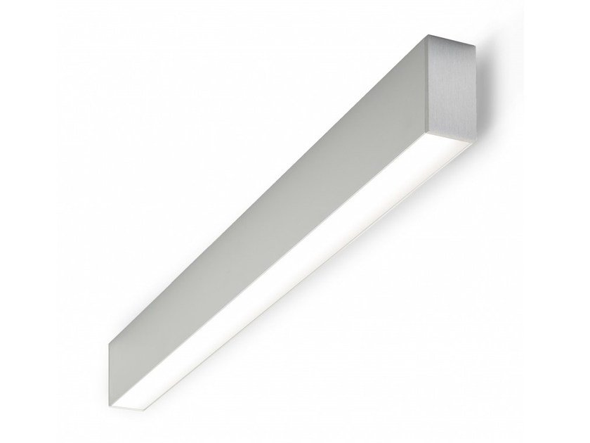 LED extruded aluminium wall lamp MINIFILE | Wall lamp by LUCIFERO'S