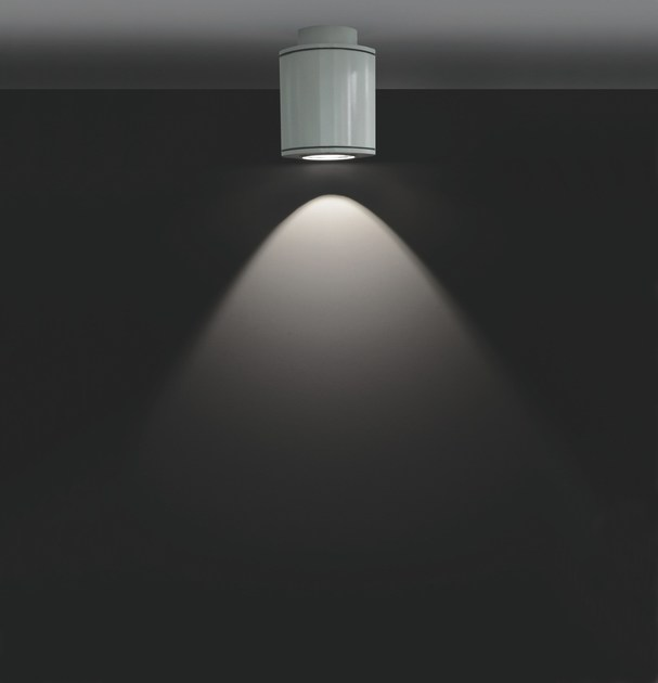 Extruded aluminium ceiling lamp MINIMOK F.2730 - Francesconi & C.