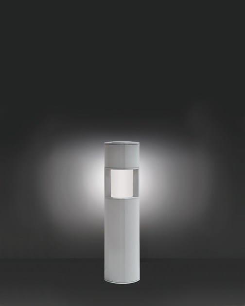 Aluminium bollard light MINIMOK F.8125 - Francesconi & C.