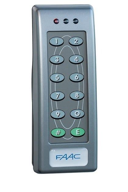 Controllo di accesso automatico MINITIME SA - FAAC Soc. Unipersonale
