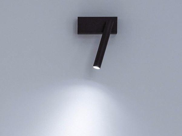 LED adjustable metal wall lamp MIRA | Wall lamp - DAVIDE GROPPI