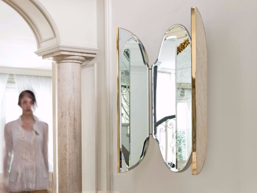 Wall-mounted mirror MIRAGE by Longhi