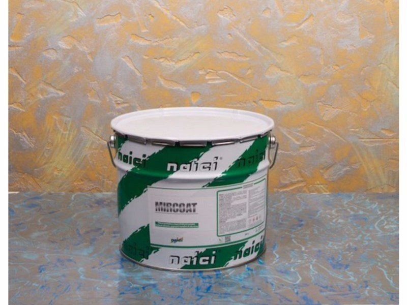 Anti-radiation reflective paint MIRCOAT by NAICI ITALIA