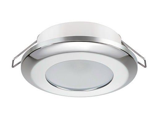 LED recessed stainless steel spotlight MIRIAM C 2W IP40 - Quicklighting