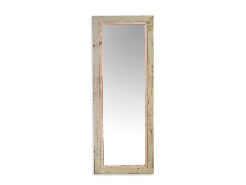 Specchio rettangolare a parete con cornice MIRROR - DANYÉ DECORACIÓN