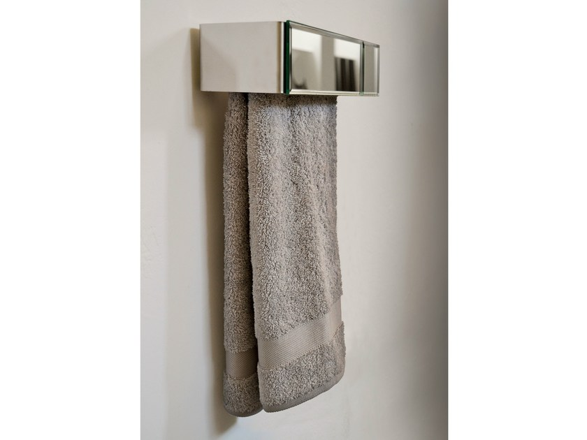Metal towel rail MIRROR | Towel rack - mg12