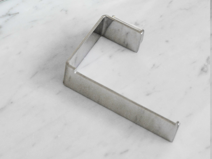 Metal toilet roll holder MIRROR | Toilet roll holder - mg12
