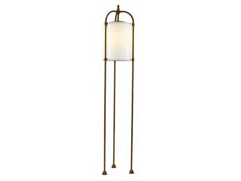 Brass Floor lamp MIRTO - Aldo Bernardi