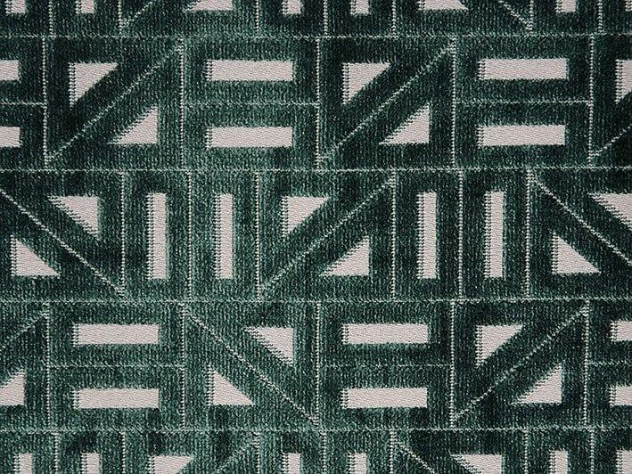 Fire retardant upholstery fabric MITER - Aldeco, Interior Fabrics