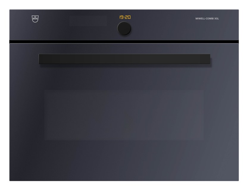 Forno a microonde combinato con touch screen MIWELL-COMBI XSL by V-ZUG