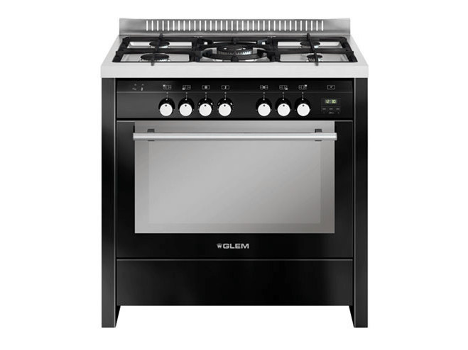 Steel cooker ML912VBL | Cooker - Glem Gas