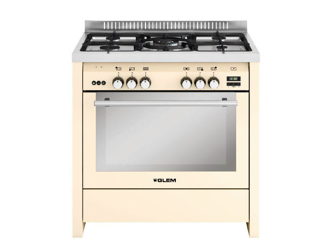 Steel cooker ML912VIV | Cooker - Glem Gas