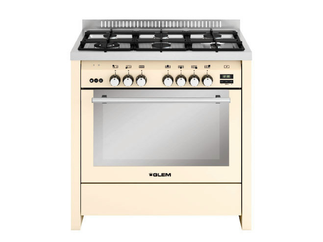 Steel cooker ML922RIV | Cooker - Glem Gas