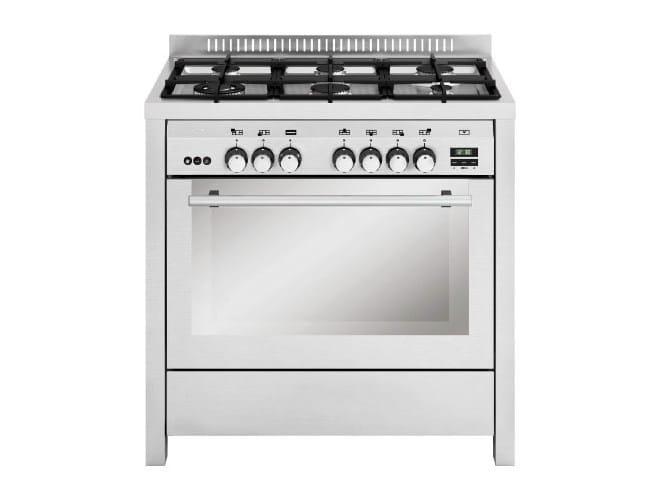 Steel cooker ML922VI | Cooker - Glem Gas