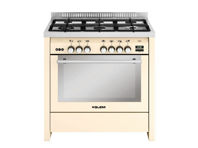 Steel cooker ML922VIV | Cooker - Glem Gas