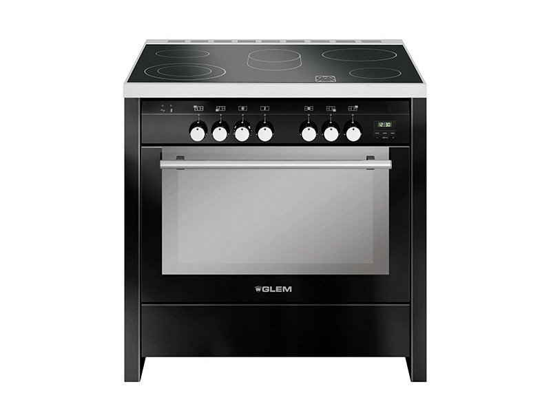 Steel cooker ML924VBL | Cooker - Glem Gas