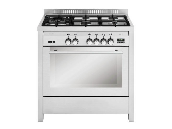 Steel cooker ML944RI | Cooker by Glem Gas