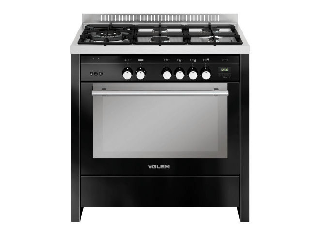 Steel cooker ML944VBL | Cooker - Glem Gas