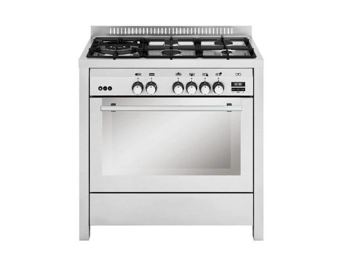 Steel cooker ML944VI | Cooker - Glem Gas