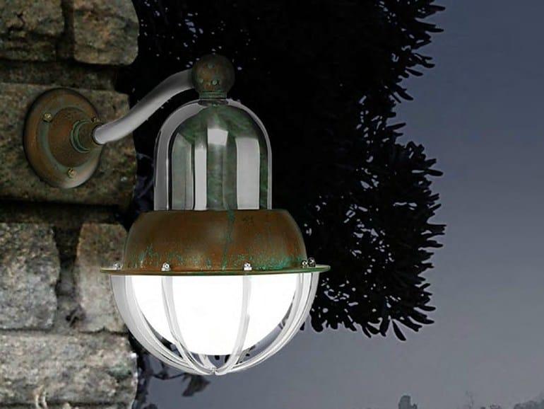 Metal wall lamp MOÉCA | Wall lamp - Aldo Bernardi