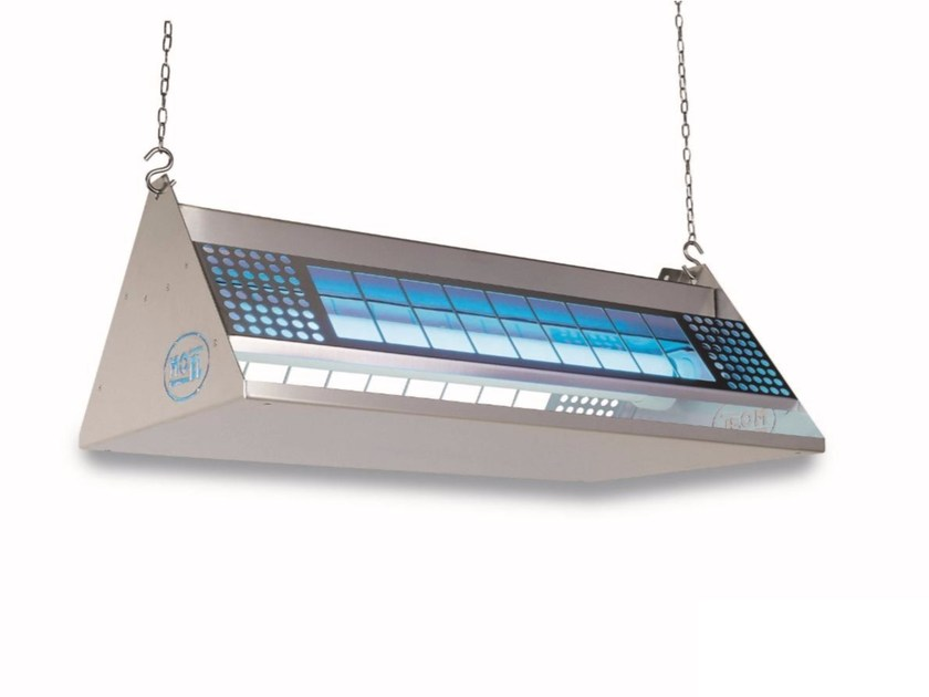Electronic insect killer MO-STICK INOX 372 by Mo-el