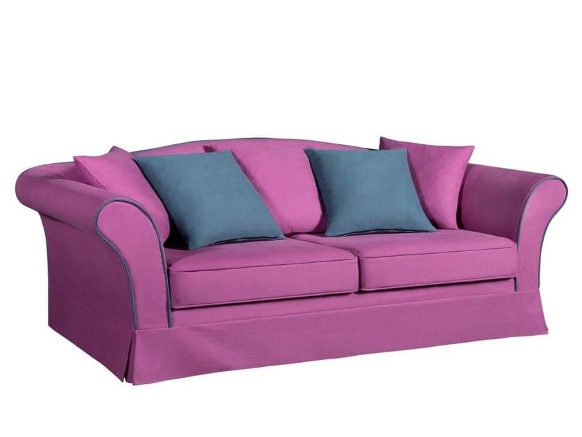 2 seater fabric sofa MODÈLE J | 2 seater sofa - Home Spirit