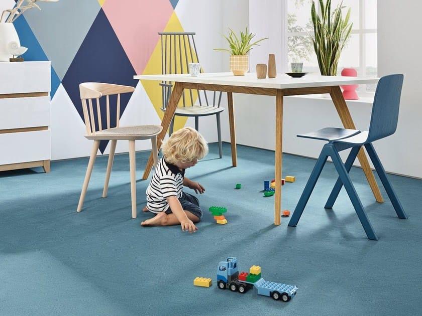 Solid-color carpeting MODENA - Vorwerk & Co. Teppichwerke